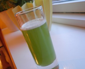 Cucumber shooter