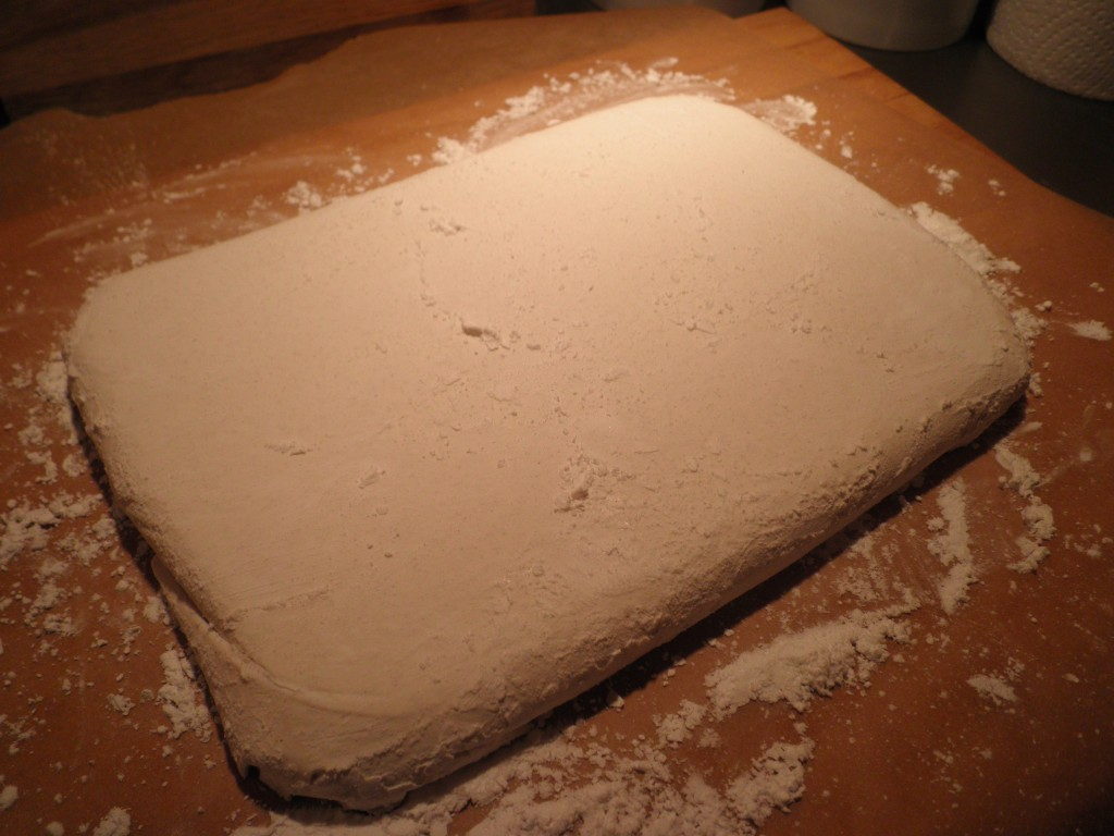 Sådan laver man selv Marshmallow / skumfiduser trin 1