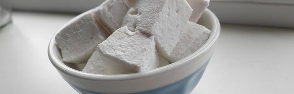 Hjemmelavede Marshmallow / skumfiduser