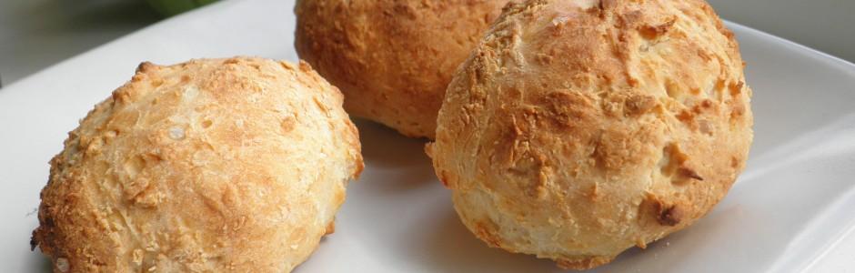 brød / boller på bagepulver - sodabrød