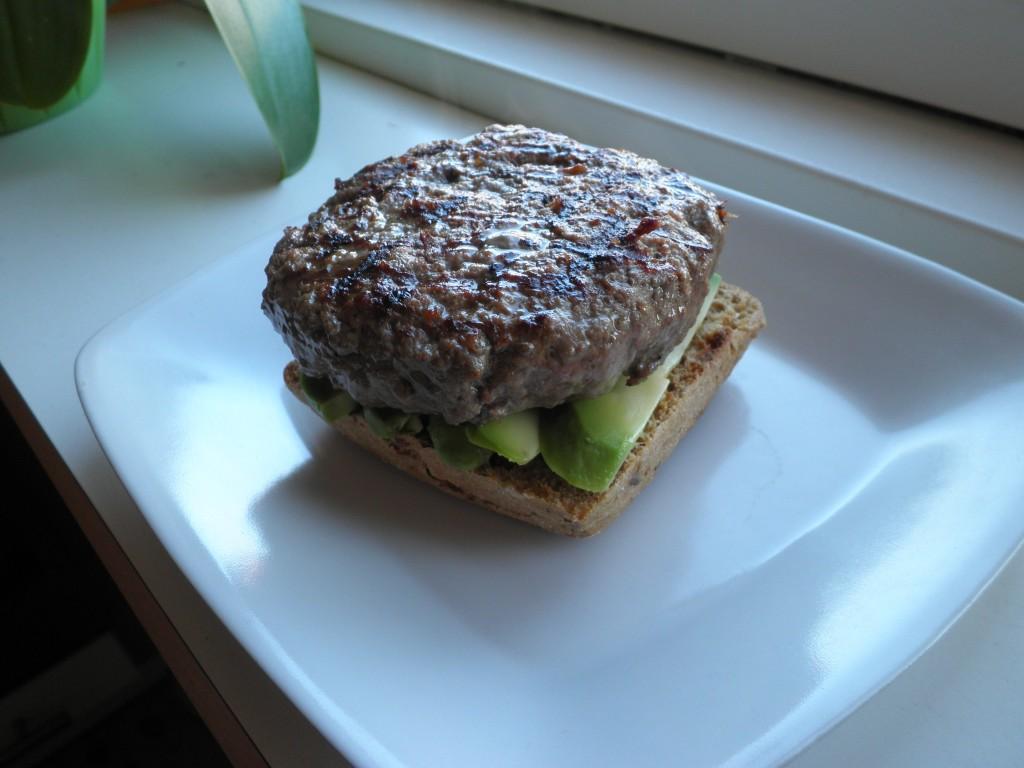 Chelsea, verdens bedste burger trin 3