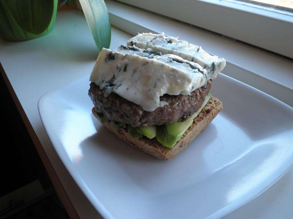Chelsea, verdens bedste burger trin 4