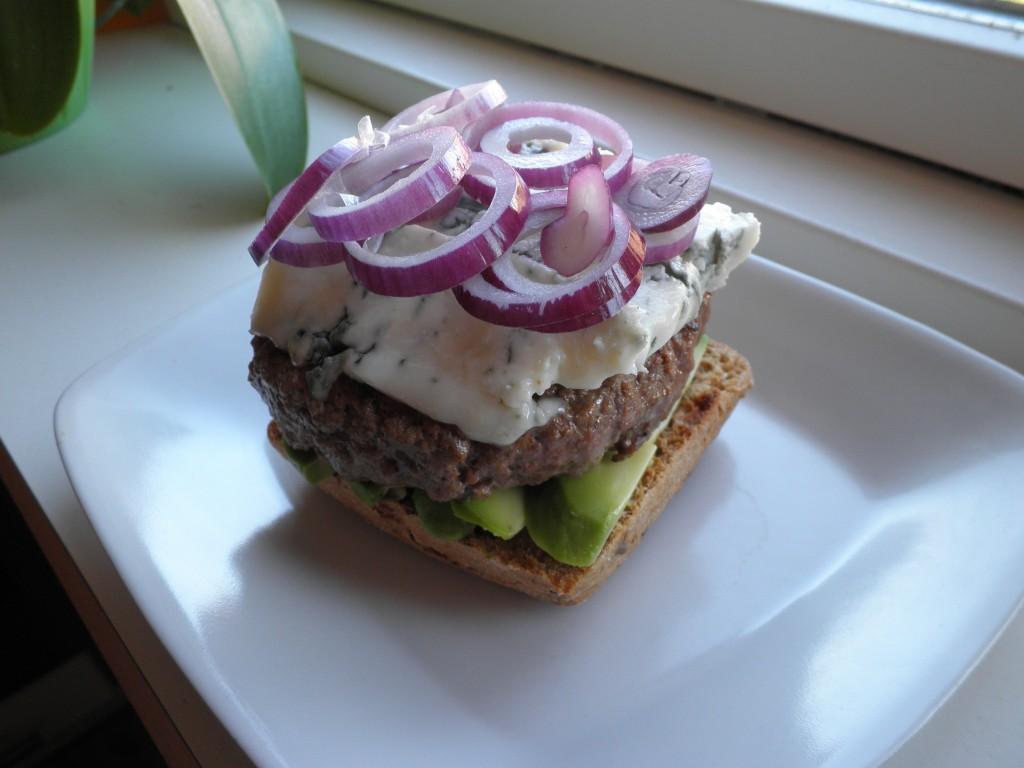 Chelsea, verdens bedste burger trin 5