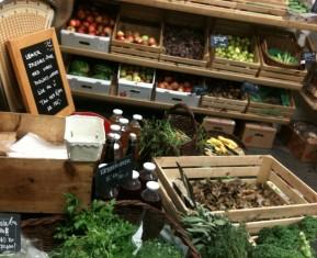 Din Baghave - grønthandler butik