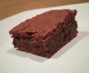 Brownie - ikke chokoladekage, men brownie