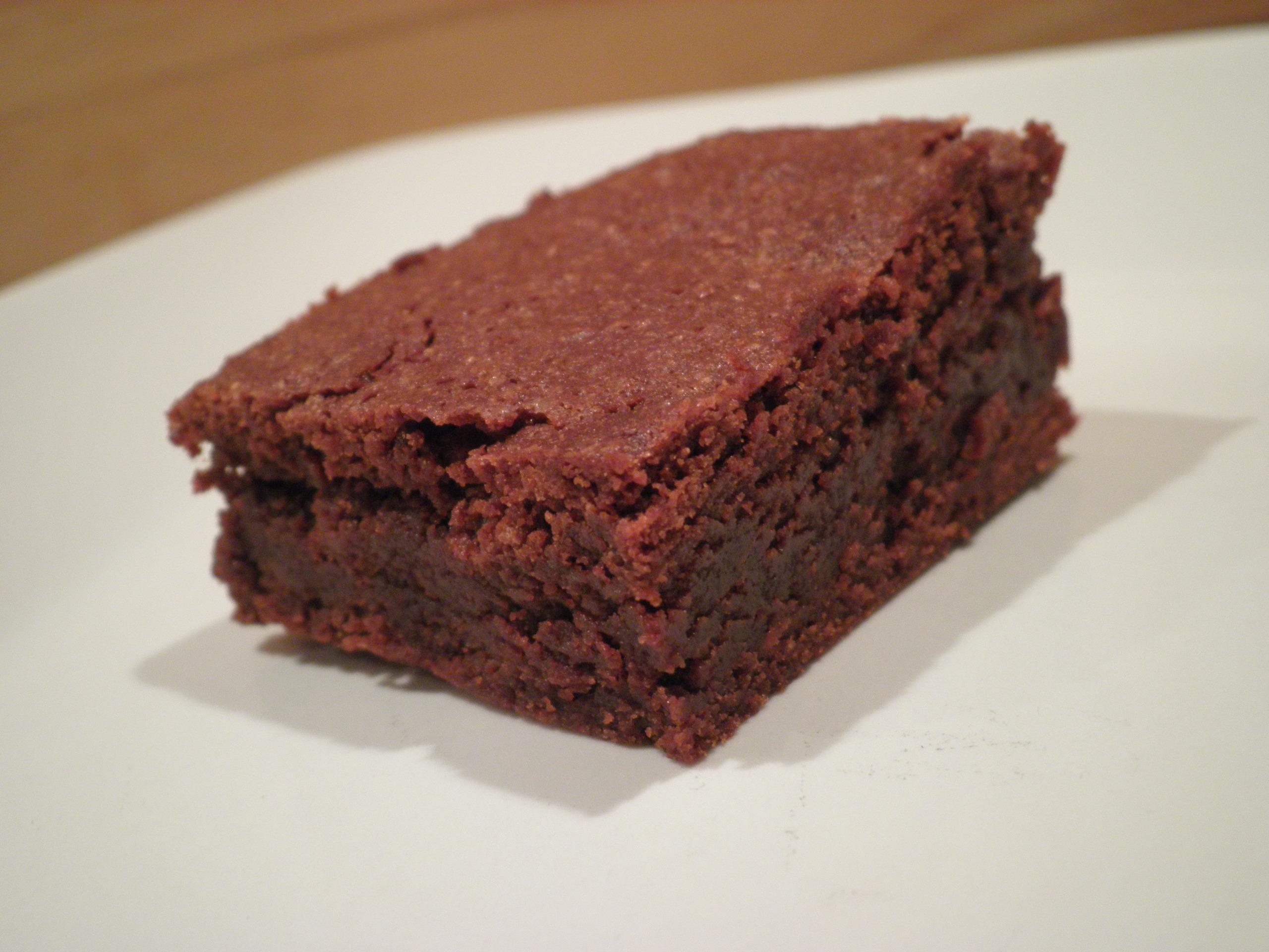 brownie opskrift uden nødder