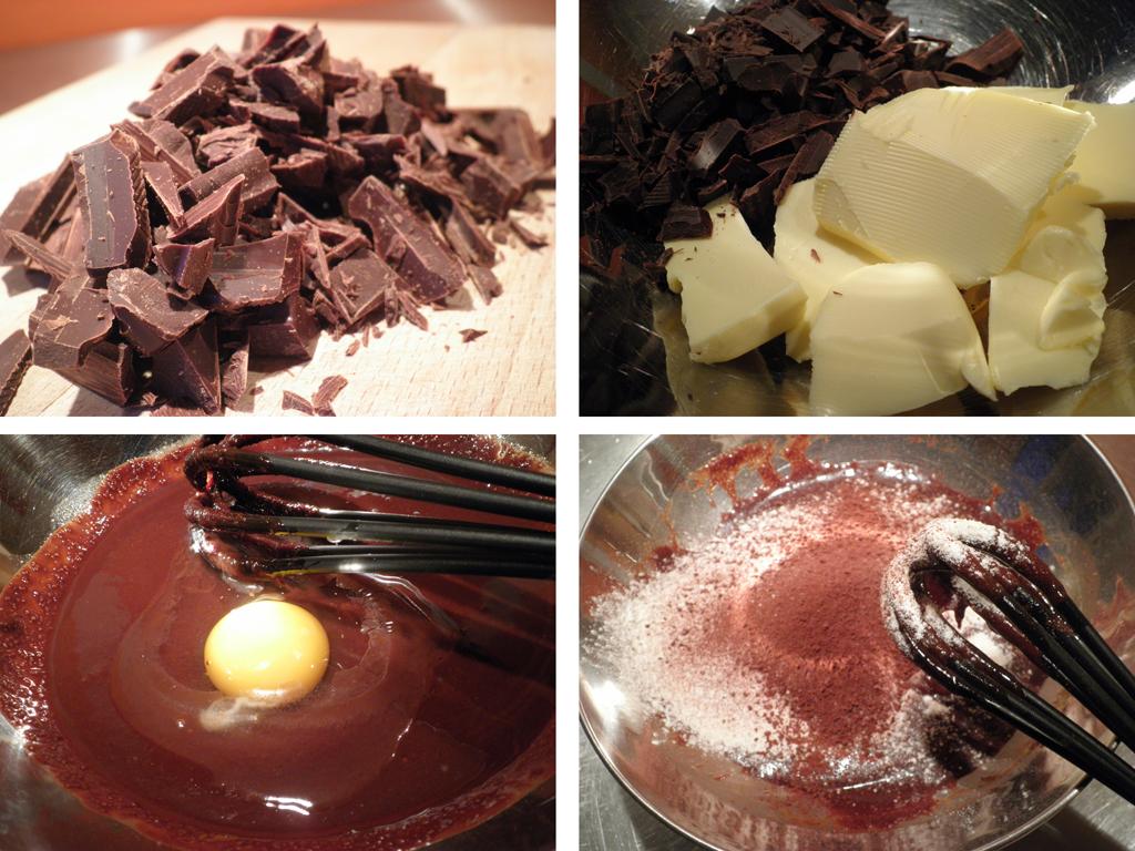 Sådan laves brownies
