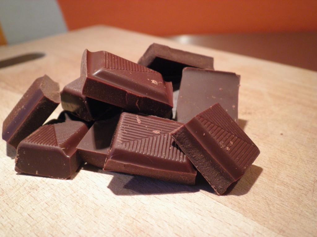 Chokolade til brownies