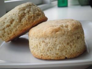 perfekte hjemmelaved scones