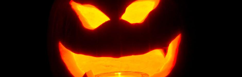 Gys fra køkkenet II - Halloween special