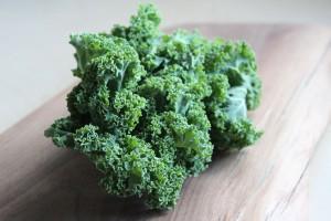 Råvare - grønkål