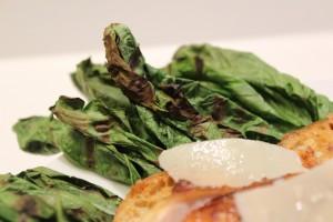 grillet cæsar salat 2